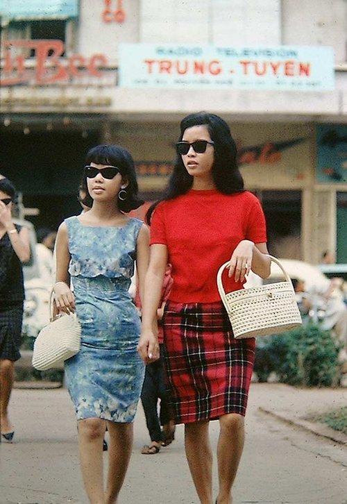 美杂志街拍越南美女 组图 财经