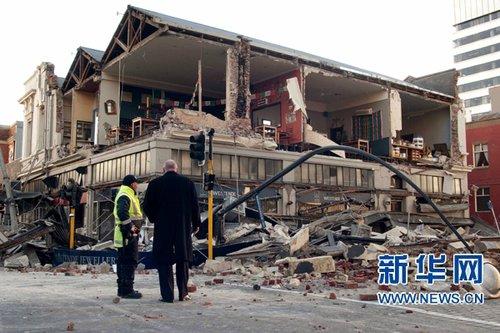 1级地震,2004年南岛西岸和2006年克马德克群岛的7级地震.