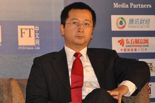 图文:上海基玉投资管理有限公司总裁王翔