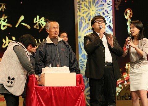 2012三农人物活动长兴行 星光大道冠军献唱