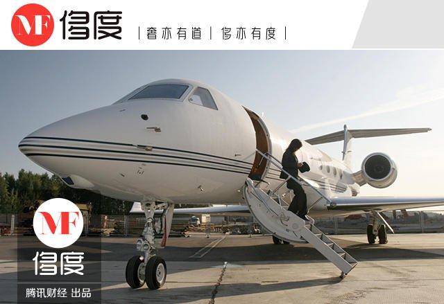 中国富豪最爱哪款私人飞机?