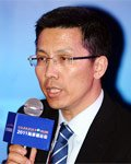 上海农村商业银行科技型中小企业融资中心总经理朱心坤