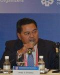 印度尼西亚计划发展部副部长 Dedy S.Priatna