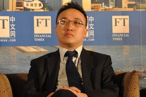 图文:东亚银行财富管理部总经理陈柏轩