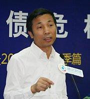 国家行政学院决策咨询部副主任陈炳才