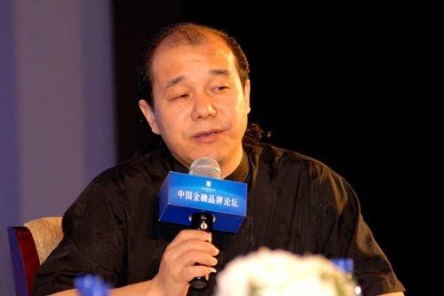 图文:广告导报总编辑凌平发言