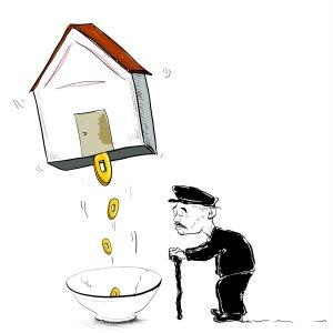 卖房理财类似以房养老 大多数人不适合照搬经验