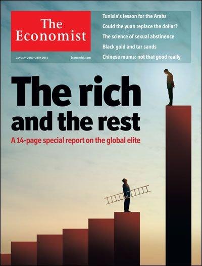 《经济学人》:减少贫富差距