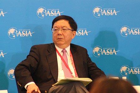 中国国际金融公司董事长李剑阁