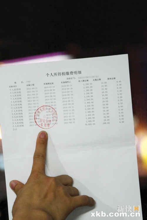 广州限购令成一纸空文 花两千八可买纳税证明