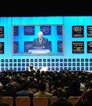 世界经济论坛2010年新领军者年会开幕开幕式现场