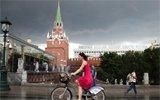 实拍俄罗斯现代化城市美照