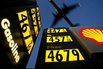 全球汽油价格Top5