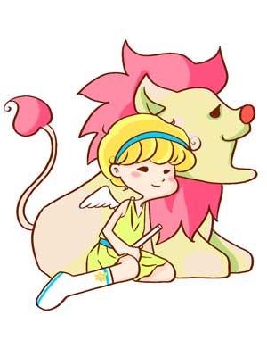 灰姑娘指数:40%第九名女生女男生狮子最有富贵命,她们的天秤座狮子为什么图片