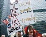 外媒:茶党不妥协 把美国推向破产边缘
