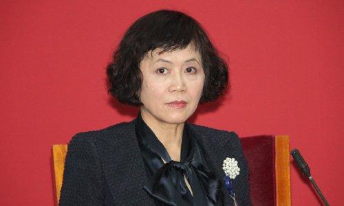图文:财新传媒总编辑胡舒立