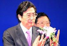 北京市市长郭金龙宣布金博会开幕