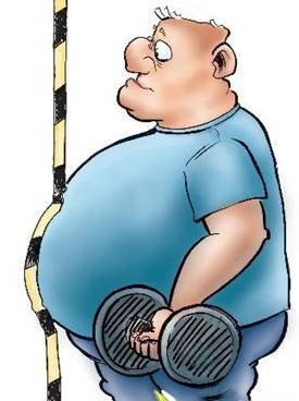 雅塑奥利司他减肥知识堂,瘦身视频瘦肚子解析减肥男子教程初级图片