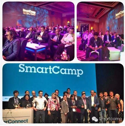 中国区企业Insight Robotics赢得IBM Smartcamp 2014年度全球总冠军
