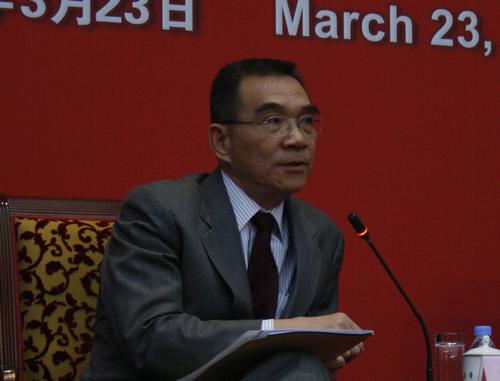 图文:北京大学国家发展研究院名誉院长林毅夫