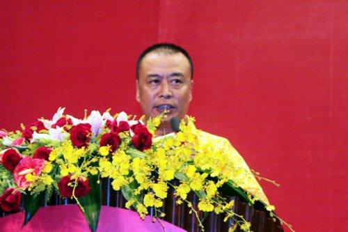 图文:万科企业股份有限公司执行副总裁周卫军