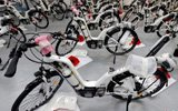 世界首款氢燃料自行车售价5.9万