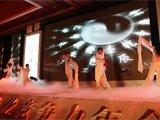 第八届中国企业竞争力年会现场表演