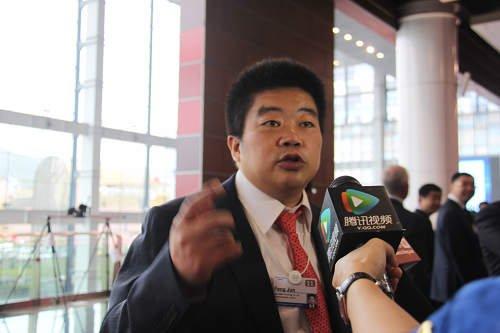 冯军:中国企业必然要走向世界