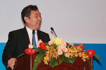 图文:发改委能源研究所副所长李俊峰