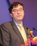 英国贸易投资总署首席执行官Nick Baird