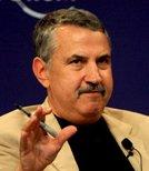 《纽约时报》外交事务专栏作家:Thomas L.Friedman