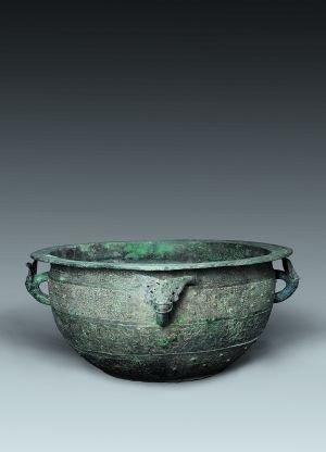 上博修复2000年前青铜文物