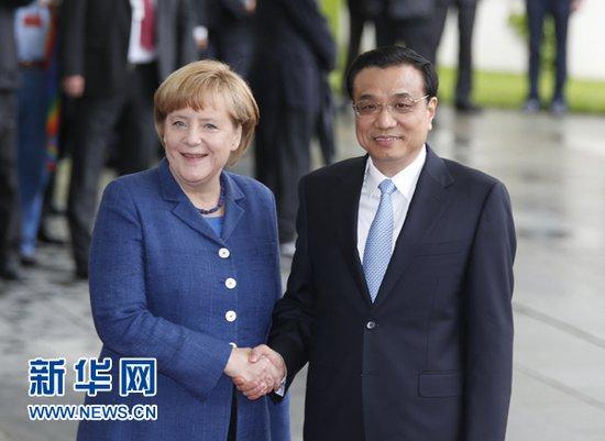 李克强:坚决反对欧盟对华光伏产品双反调查