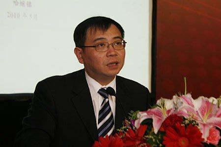 图文:中金公司首席经济学家哈继铭演讲