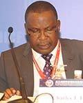 坦桑尼亚交通部副部长Charles J.Tizeba