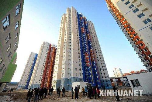 中国将加快发展公共租赁住房