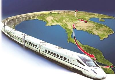 中俄高铁合作取得实质突破 预计投资超1万亿卢布