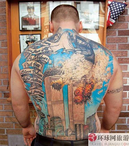 另类纹身难进机场