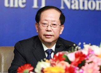 农业部副部长危朝安出席农业发展规划记者会