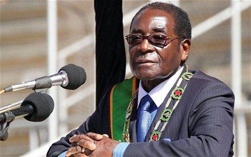 津巴布韦大选投票开始 现任总统穆加贝期望连任