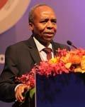 肯尼亚交通及基建部部长Michael Sistu Mwaura Kamau