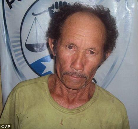 巴西一父亲囚禁女儿12年生7子 还曾性侵外孙女