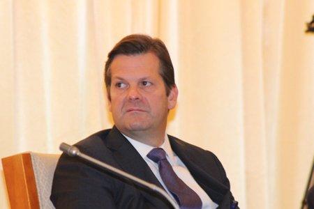 图文:庞巴迪公司总裁皮埃尔-布多昂