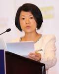 中国工商银行公司业务二部副总经理王巍