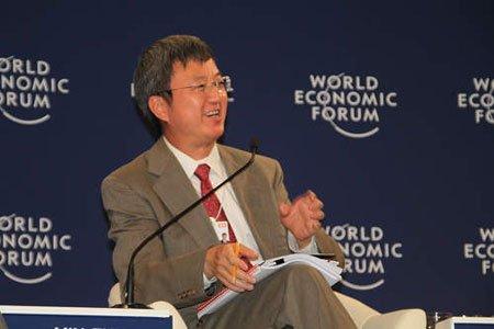 图文:国际货币基金组织副总裁朱民