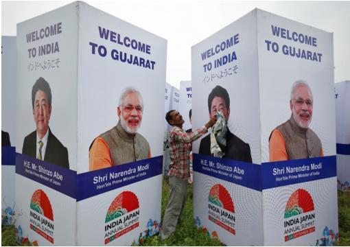 """印度新干线正式开工 中日高铁""""争霸赛""""刚刚开始"""