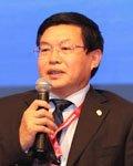 中国对外承包工程商会副会长,中国进出口银行副行长孙平