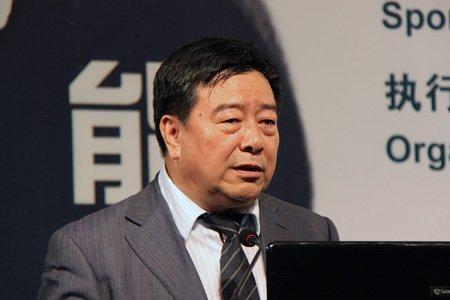 图文:中国可再生能源学会理事长石定寰