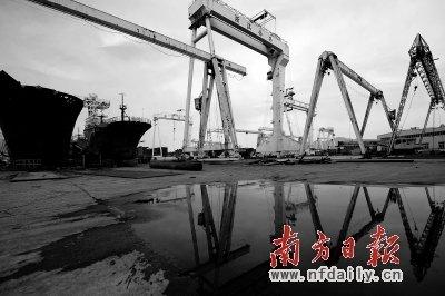 船舶业无米下锅遭遇严冬 衰退或将持续5年左右
