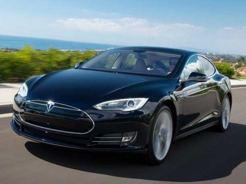 特斯拉旗舰车型Model S安全评分创历史最高纪录